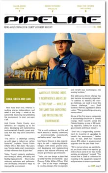 Pipeline Newsletter Fall 2008