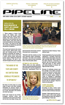Pipeline Newsletter Spring 2013